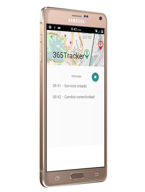 http://www.365monitoreo.com/App de rastreo y seguridad personal 365Tracker