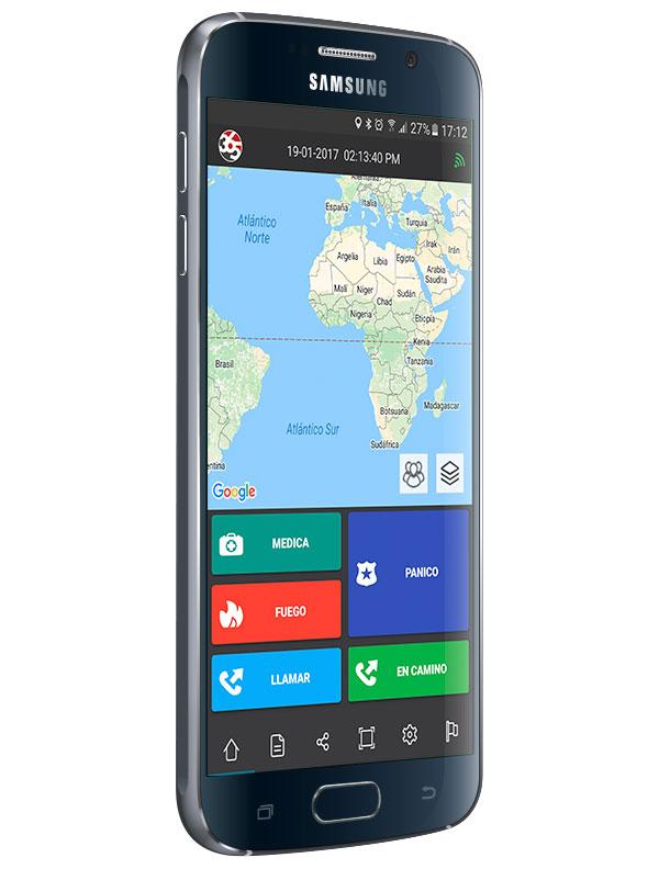 http://www.365monitoreo.com/App de seguridad personal 365SOS